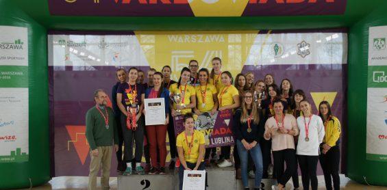 Vistulanki wygrały Varsoviadę!